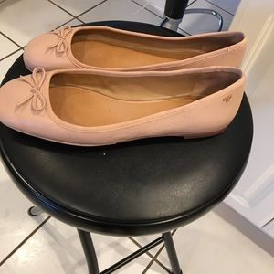 Tory Burch Laila Flats in Light Pink Size 9M